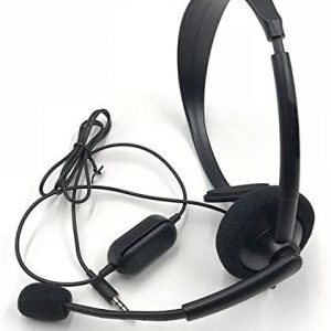 Original Microsoft Chat Gaming Headset for Xbox One Slim Headphone for Xbox One S