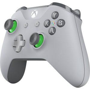 Xbox Wireless Controller – Grey/Green (Bulk Packaging)